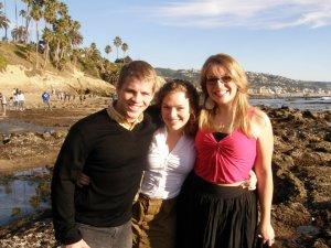 Anson, Rachael and Jen