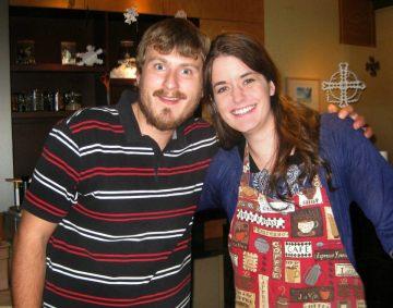 Jack and I, circa 2012